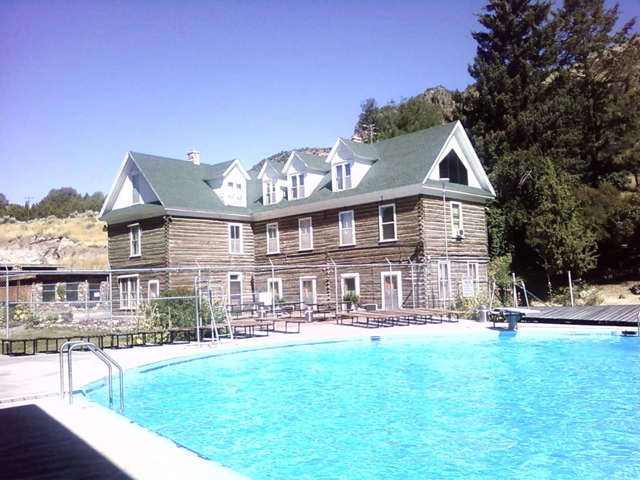 Heise Hot Springs - Where There is Something for Everyone